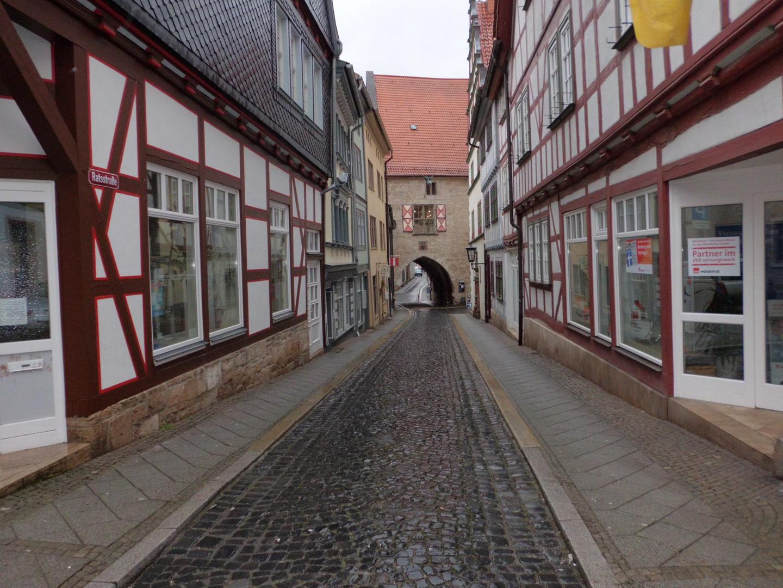 Rathaus Mühlhausen/Thüringen