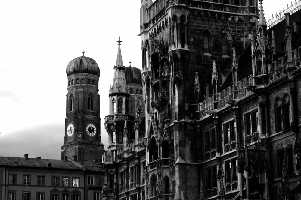 Rathaus München 2
