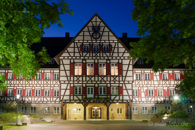 Rathaus Münsingen HDR Front