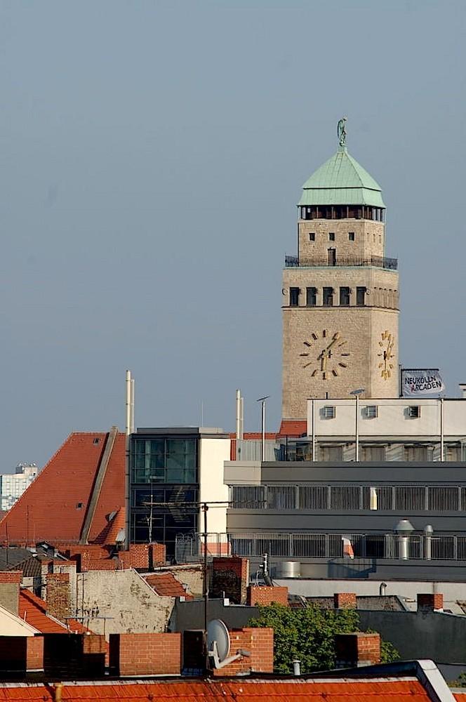 Rathaus Neuköll.