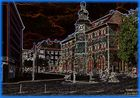 Rathaus Nordhausen - bearbeitet