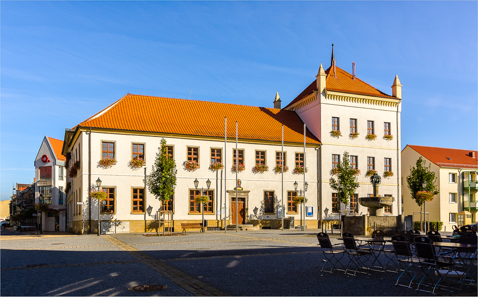 Rathaus Oschersleben