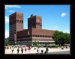 Rathaus Oslo / Norwegen