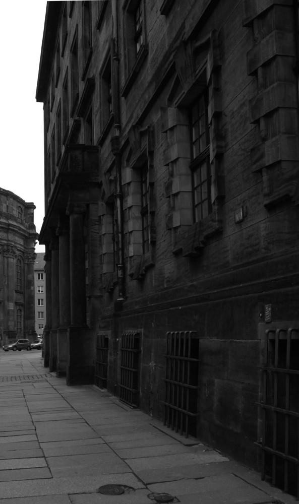 Rathaus-Perspektive