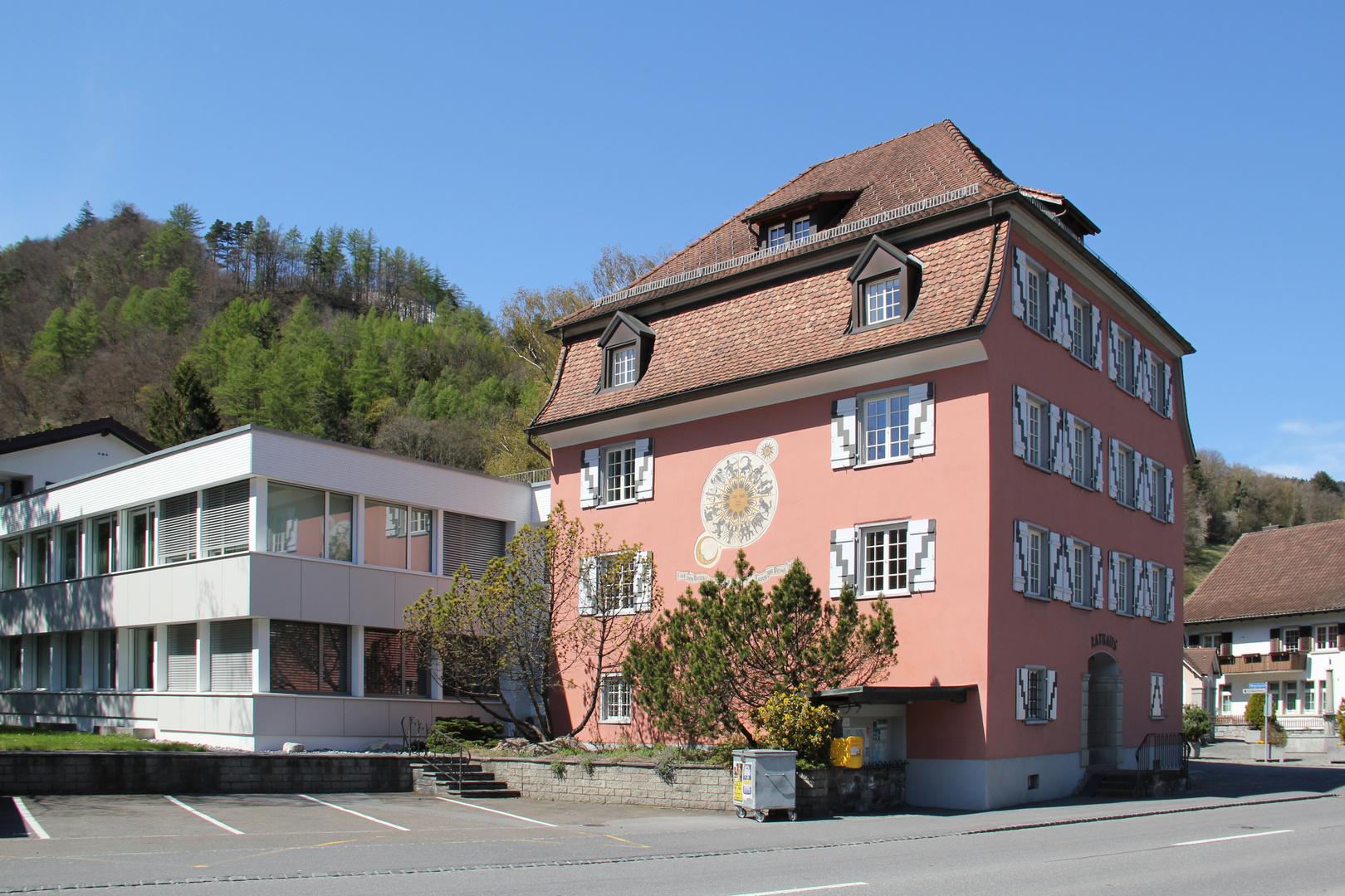 Rathaus Sevelen