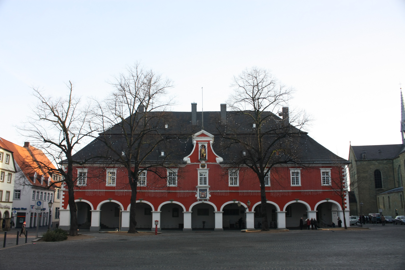 Rathaus Soest,Soest Townhall