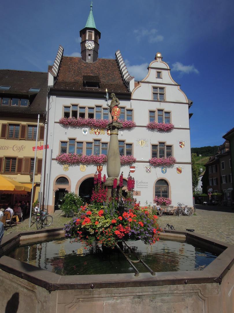 Rathaus Staufen