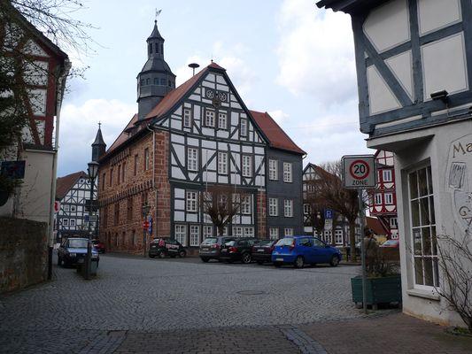 Rathaus Treysa