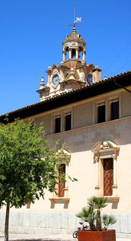 Rathaus von Alcudia