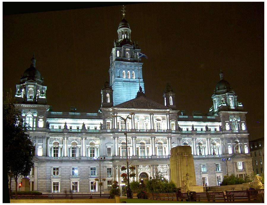 Rathaus von Glasgow