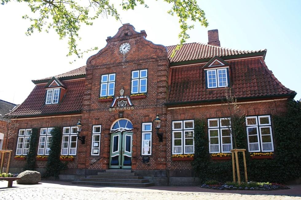 Rathaus von Lütjenburg