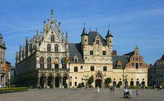 Rathaus von Mechelen