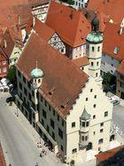 Rathaus von Nördlingen