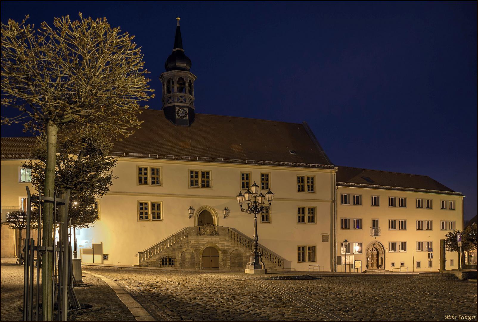Rathaus Wanzleben
