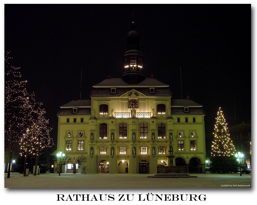 Rathaus zu Lüneburg