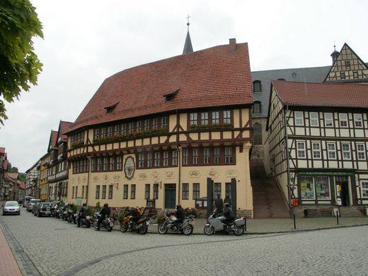 Rathaus zu Stollberg