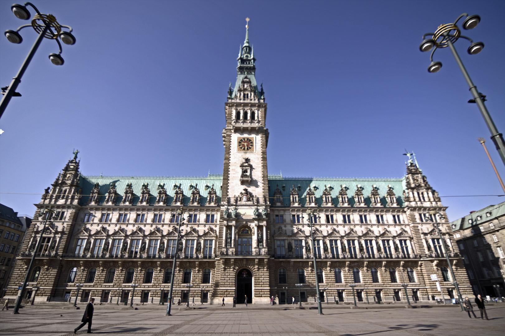 Rathaus/Hamburg