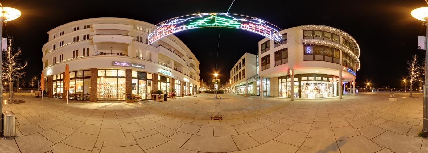 Rathausmarkt Kleinmachnow