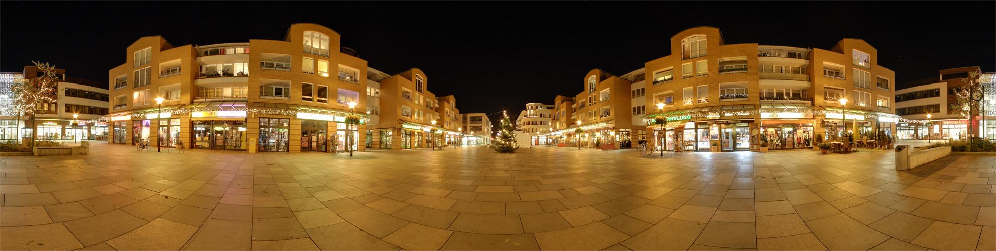 Rathausmarkt Kleinmachnow II