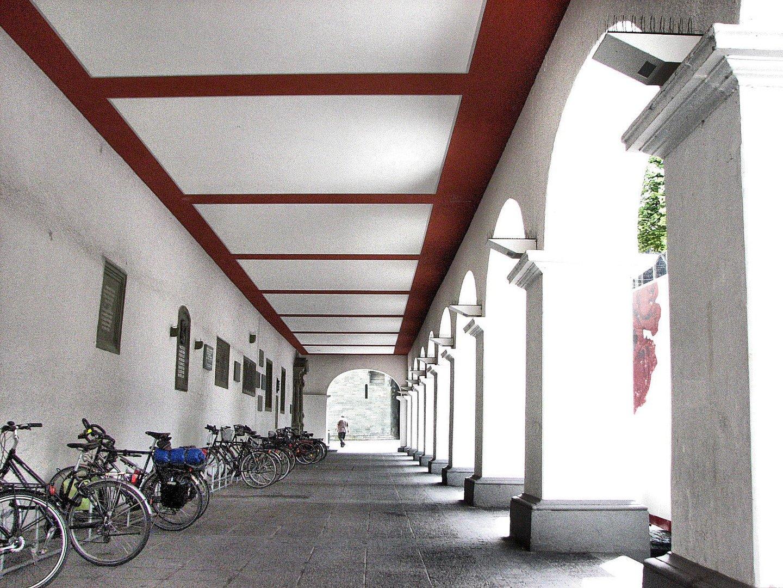Rathauspassage in Soest