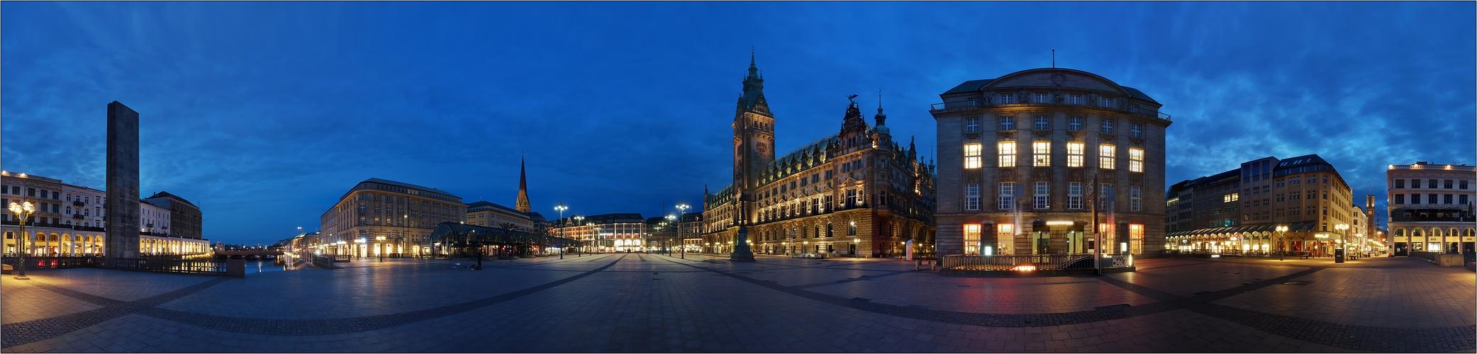 Rathausplatz 360°