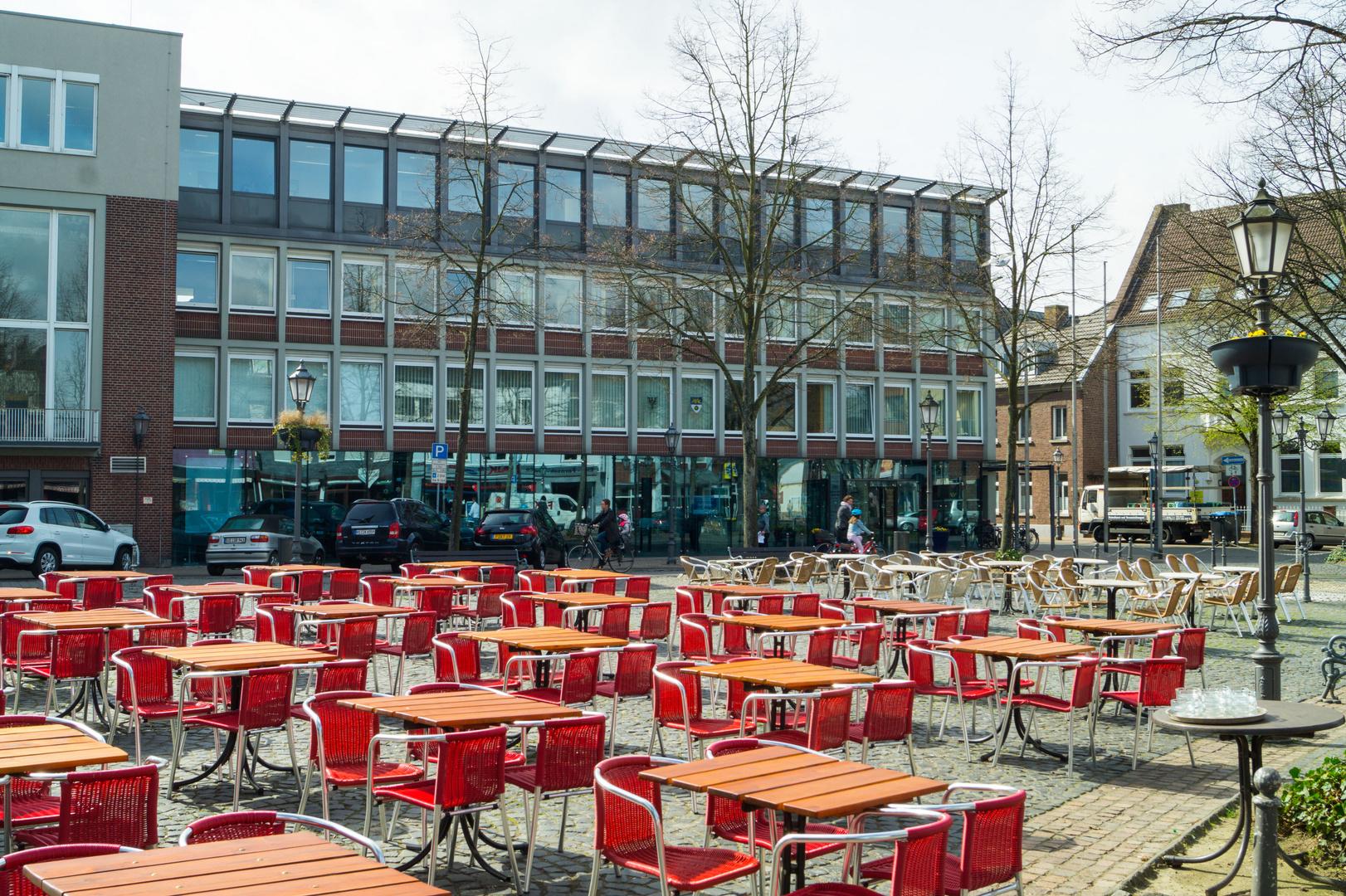 Rathausplatz Erkelenz