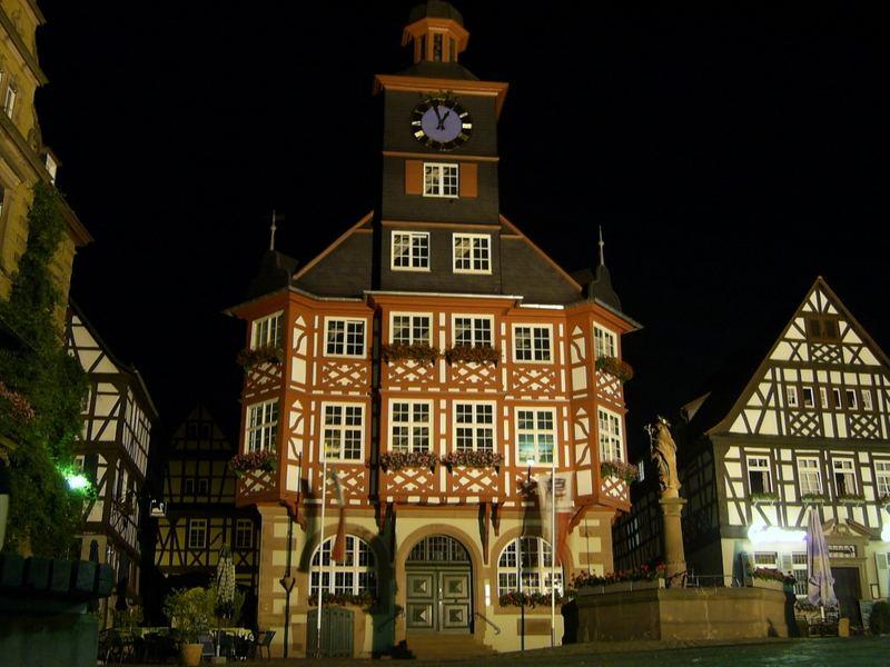 Rathausplatz Heppenheim