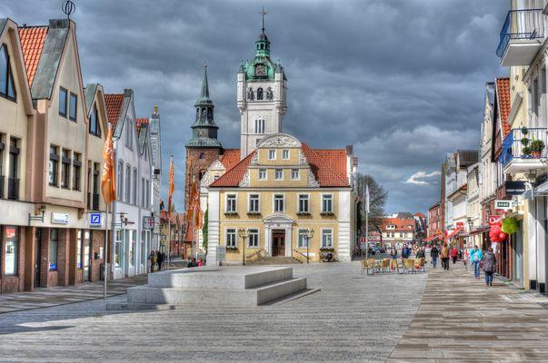 Rathausplatz Verden