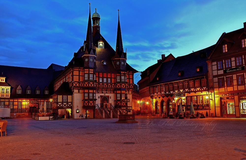 Rathausplatz Wernigerode