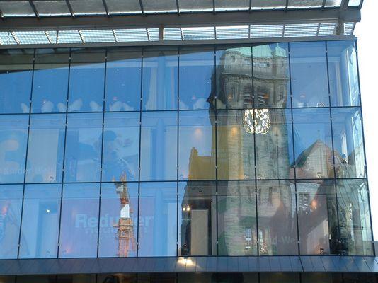 Rathausspiegelung