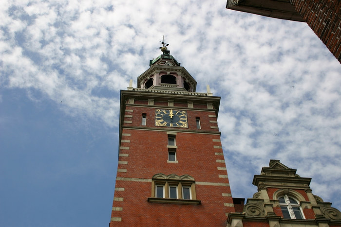 Rathausturm Leer 2