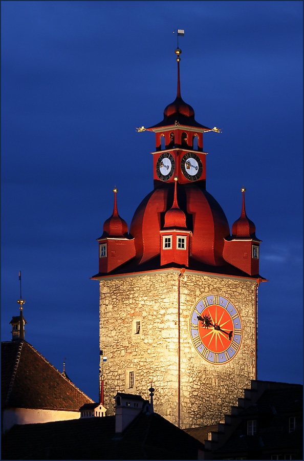 Rathausturm Luzern