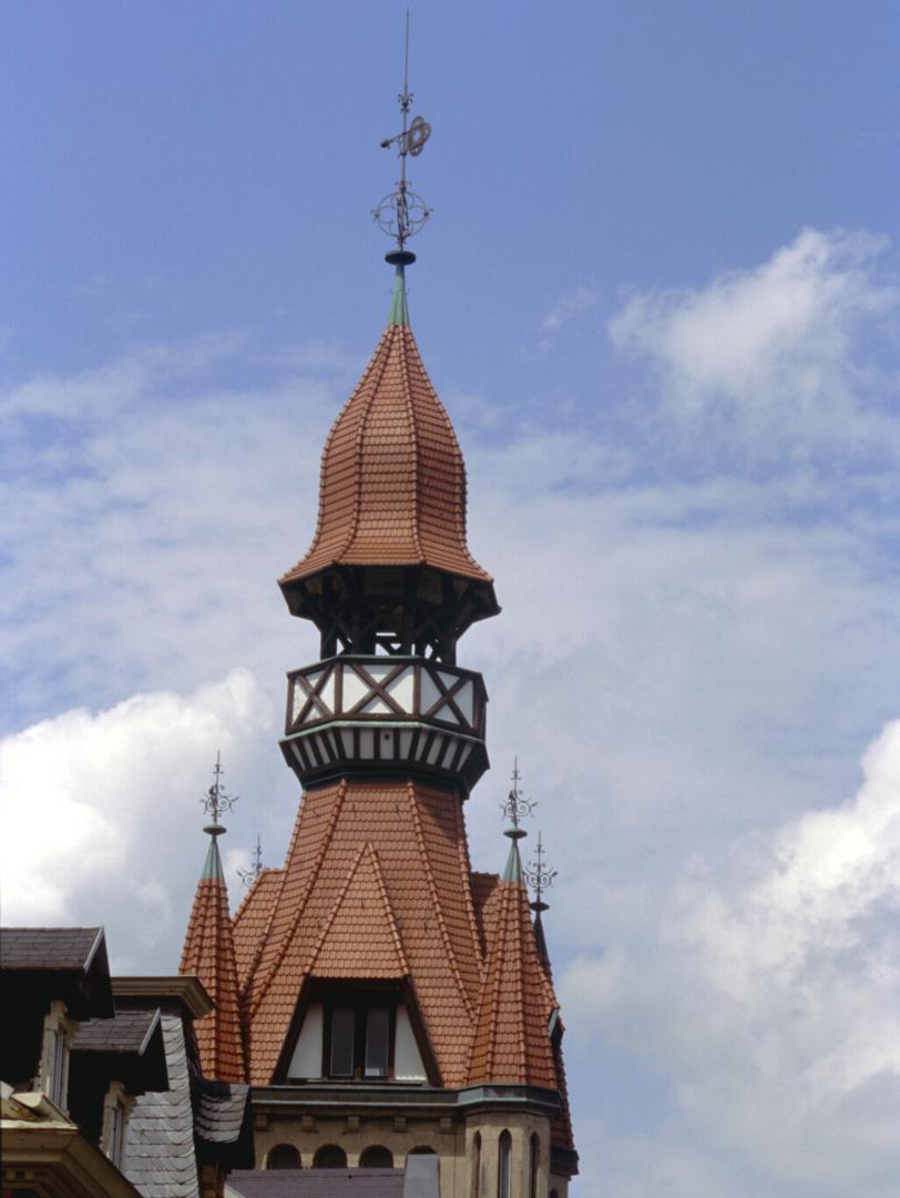 Rathausturm Wuppertal-Vohwinkel