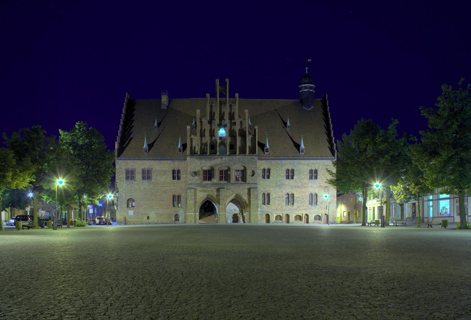 Rathausvorplatz Jüterbog