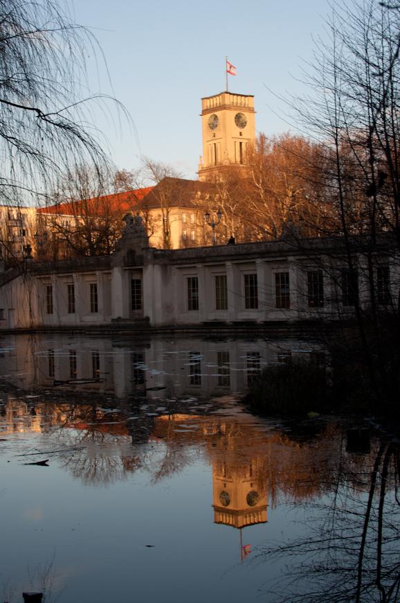 Rathhaus Schöneberg