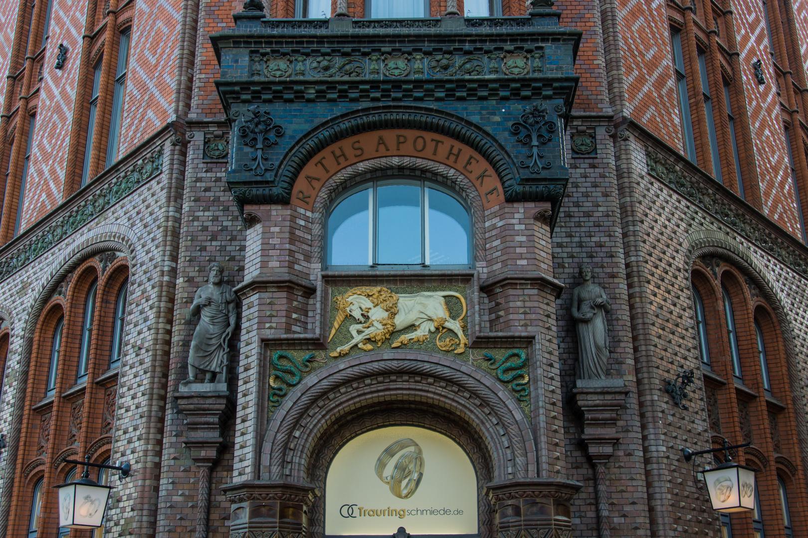 Rathsapotheke II - Hannover