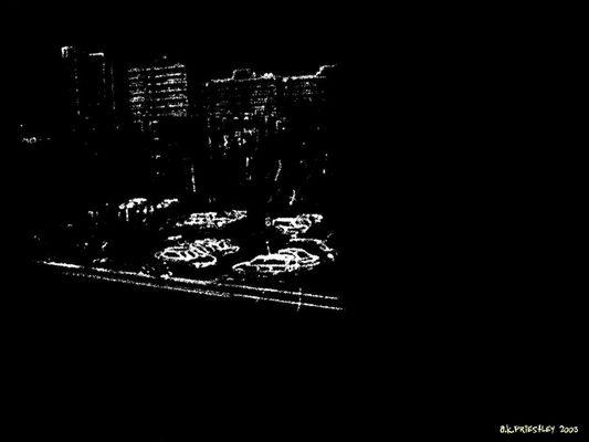 Ratingen bei Night