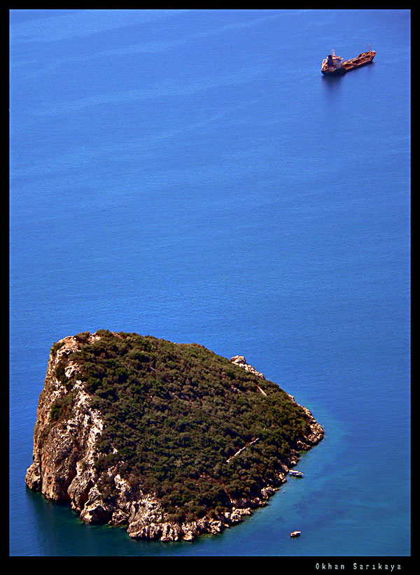 Ratten Insel - Sican Adasi
