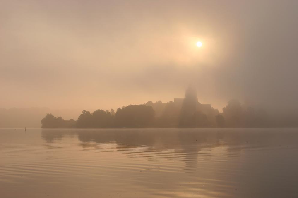 Ratzeburg am Morgen