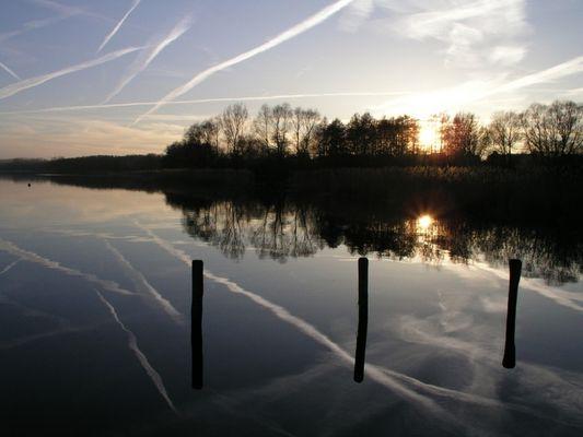 Ratzeburger See am Abend (1)