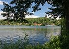 Ratzeburger See - mit Wasserturm