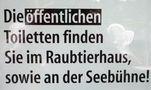 Raubtierhaus - Seebühne by ketchup61