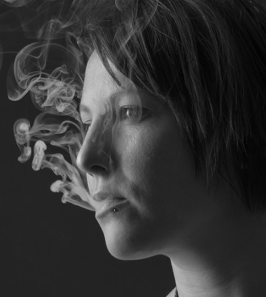 Rauch ohne Schall
