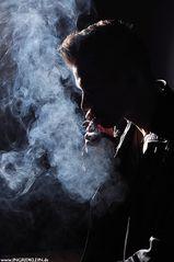 Rauchblau