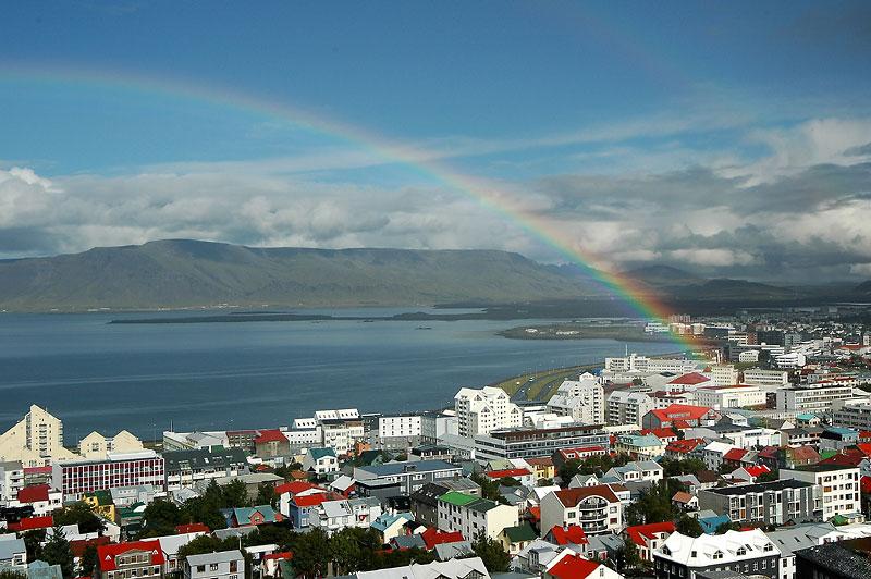 Rauchbucht - Reykjavik