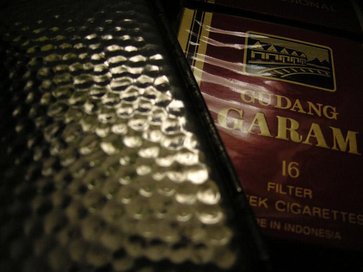 rauchen gefährdet seine gesundheit