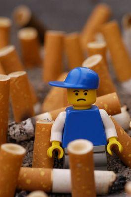 """""""Rauchen ist doof"""""""