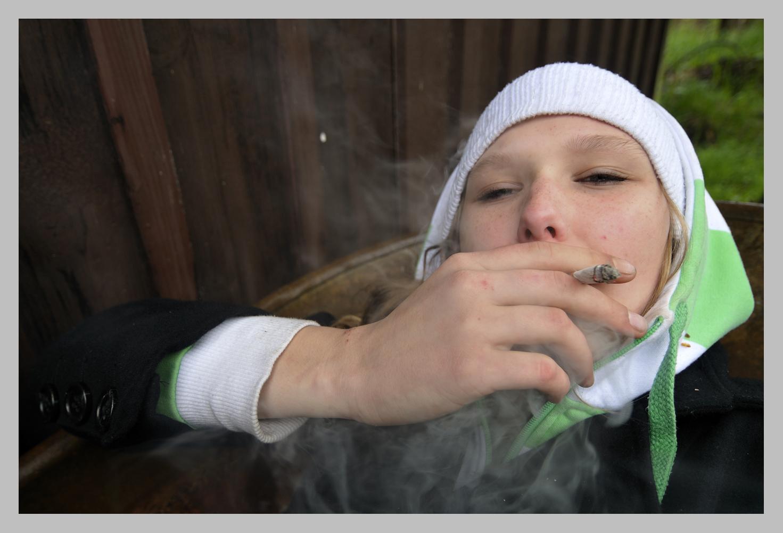 Rauchen macht.......