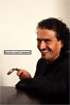 Rauchen macht impotent!