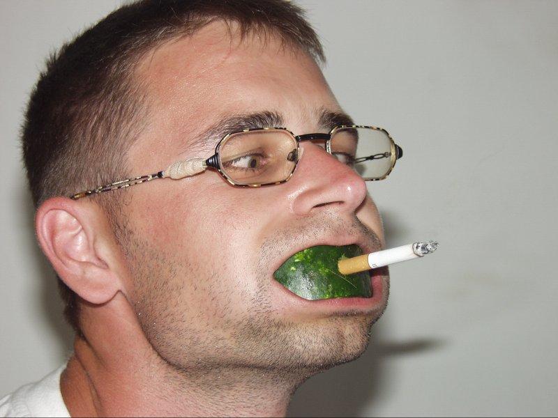 """Rauchen ohne """"gelbe Lippen"""""""